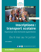 Inscription car scolaire