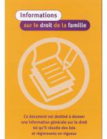 Droit-Famille