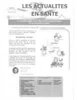 Information santé SNA